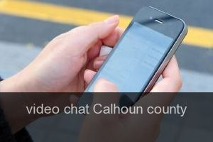 Video chat Calhoun county