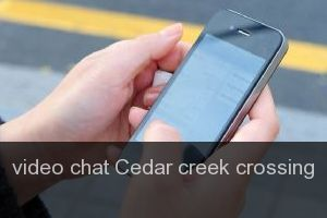 Video chat Cedar creek crossing