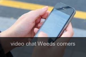 Video chat Weeds corners